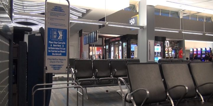 INSIDE OF AIRPORT
