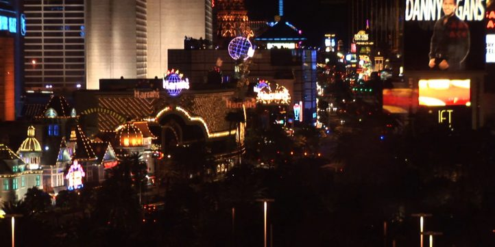 Time-Lapse Las Vegas Strip